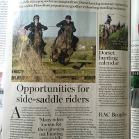 Horse and Hound October 2015