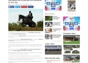 Horse and Hound Magazine - August 215
